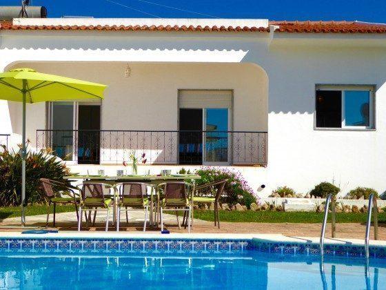 Ferienhaus Algarve mit Garten
