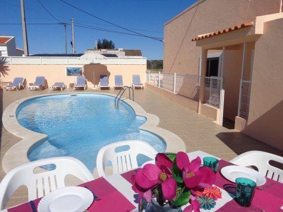 Ferienhaus Algarve mit Parkplatz