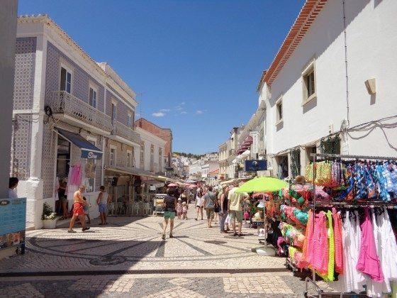 Einkaufspassage  Algarve Albufeira Ferienwohnung Ref. 124113-43