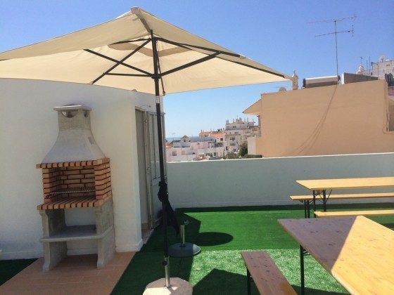 Dachterrasse Algarve Albufeira Ferienwohnung Ref. 124113-43