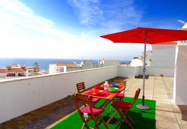 Dachterrasse gemeinschaftlich Albufeira T1 Ferienwohnung Ref: 124113-52