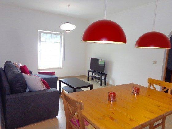 Wohnbereich Albufeira T1 Ferienwohnung Ref: 124113-52