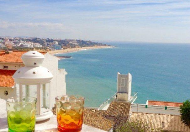 Blick Albufeira T1 Ferienwohnung Ref: 124113-52