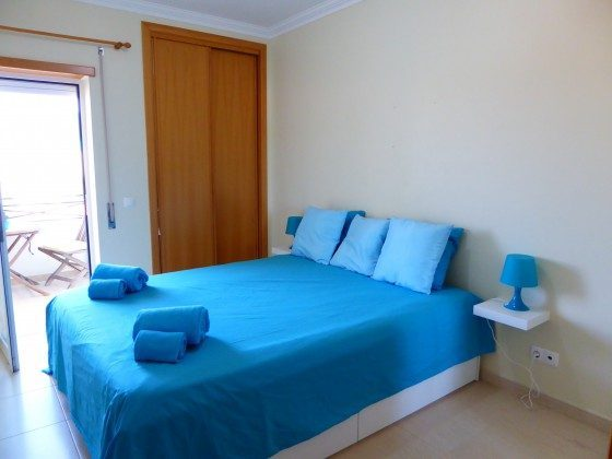 Schlafzimmer Algarve T1 Ferienwohnung Ref: 124113-54