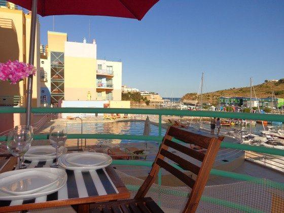 Balkon  Algarve Albufeira T2 Ferienwohnung Ref: 124113-55