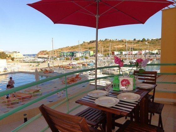 Ferienwohnung Algarve mit Badeurlaub-Möglichkeit