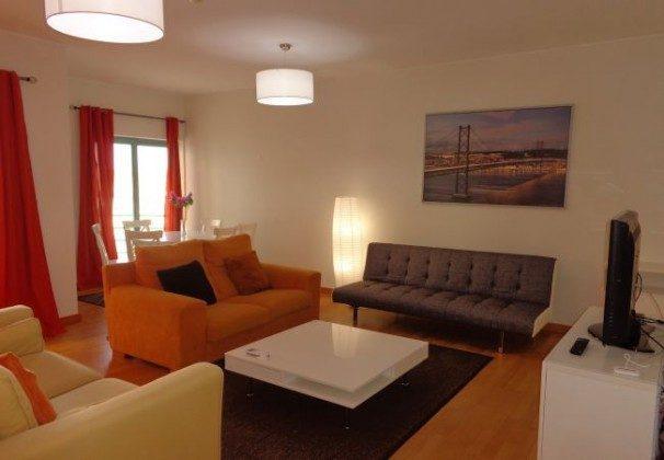 Wohnbereich  Algarve Albufeira T2 Ferienwohnung Ref: 124113-55
