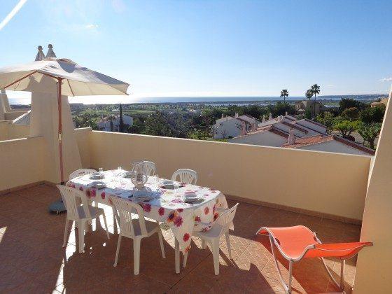 Balkon Salgados Ferienwohnung T2 Ref: 124113-60