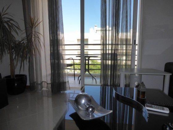 Blick zum Balkon Albufeira T2 Ferienwohnung Ref: 124113-62