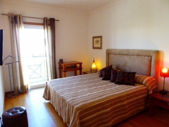 Schlafzimmer 1 Albufeira T2 Ferienwohnung Ref: 124113-62