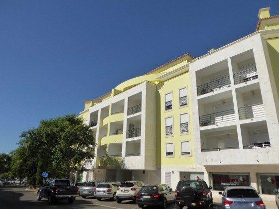 Haus von aussen Albufeira T2 Ferienwohnung Ref: 124113-62
