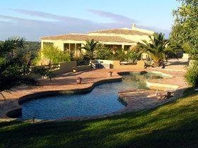 Bild 2 - Algarve bei Albufeira Ferienhaus Quinta dos Val... - Objekt 2413-1