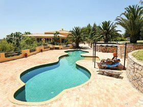 Bild 9 - Algarve bei Albufeira Ferienhaus Quinta dos Val... - Objekt 2413-1