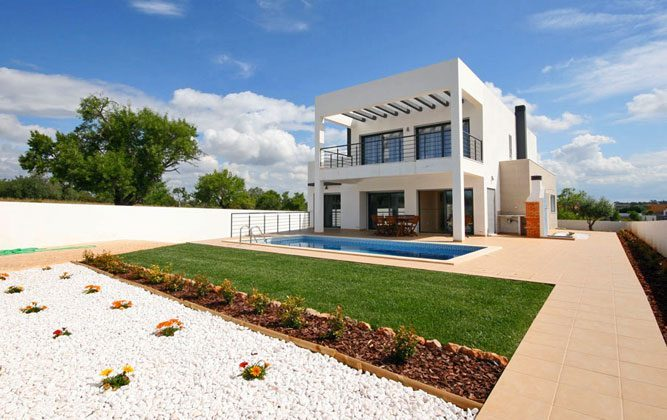 Außenansicht Garten Algarve Alcantarilha Ferienvilla Ref. 152139-4