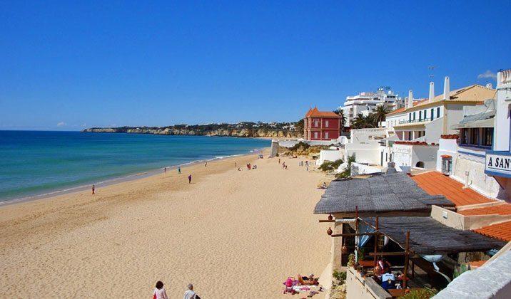 Strandleben Armacao  Algarve Alcantarilha Ferienvilla Ref. 152139-4