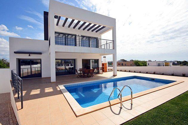 Ferienhaus Algarve mit nahegelegener Tennisanlage