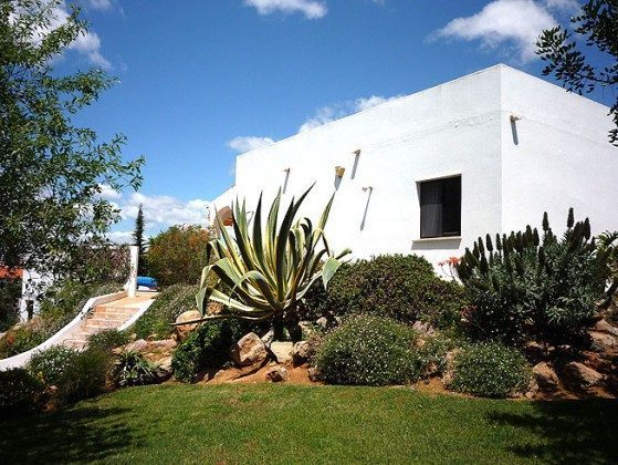 Algarve Ferienhaus Almancil Villa Boa Jardim