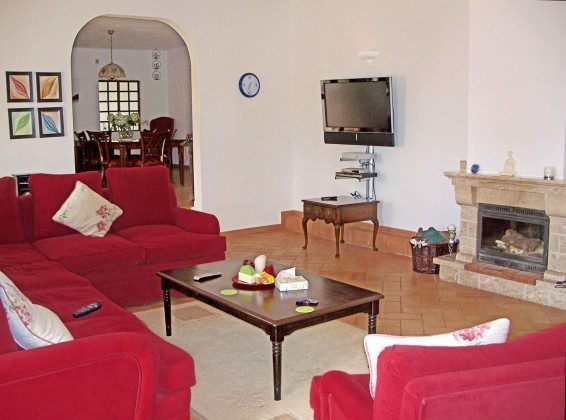 Villa Boa Jardim Wohnzimmer