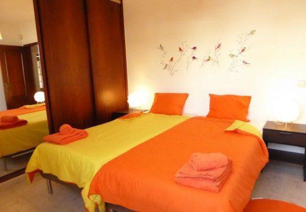 Schlafzimmer 1 Vilamoura T2 Ferienwohnung Ref: 124113-56