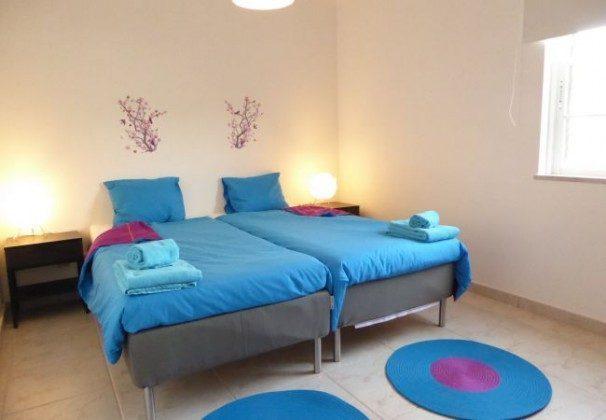 Schlafzimmer 2 Vilamoura T2 Ferienwohnung Ref: 124113-56