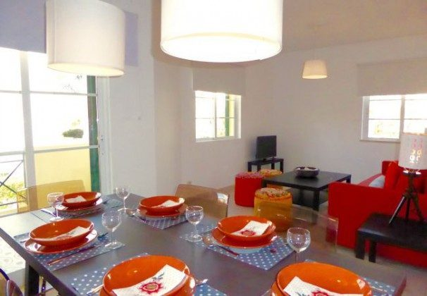 Wohnbereich Vilamoura T2 Ferienwohnung Ref: 124113-56
