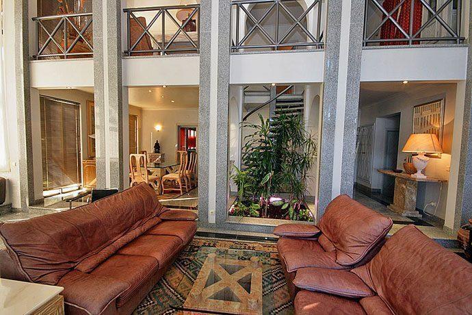 Wohnbereich EG Algarve Vilamoura Ferienvilla Ref. 152139-2