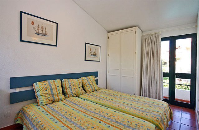 Schlafzimmer 3 OG  Algarve Vilamoura Ferienvilla Ref. 152139-5