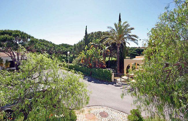 Ausblick OG  Algarve Vilamoura Ferienvilla Ref. 152139-5