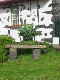 Portugal Azoren Insel Graciosa Carapacho Quinta da Gabriele