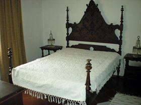 Ferienwohnung Camelia Schlafzimmer
