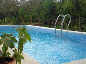 Ferienhaus Ferienwohnung Pool