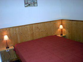 Ferienwohnung Bons-Dias Schlafzimmer