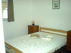 Ferienwohnung Papoila Schlafbereich