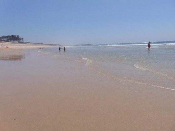 Schöner Strand 150m vom Haus entfernt