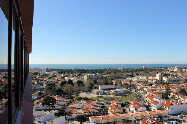 Oeiras, Ferienwohnung mit Meerblick Ref: 141477-26