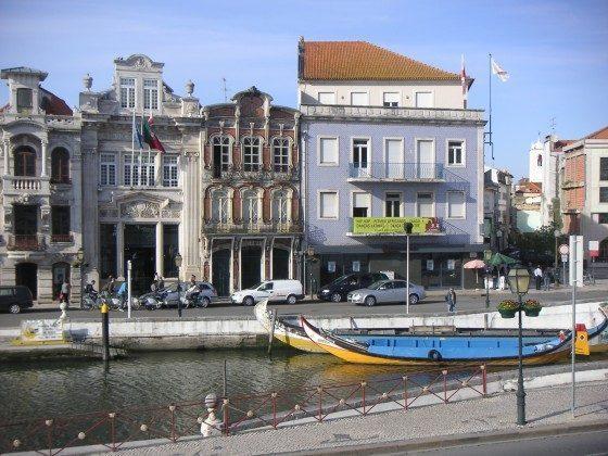 Aveiro, das Venedig des Nordens