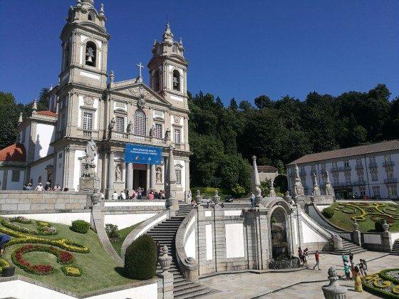 Bom Jesus Kirche in Braga
