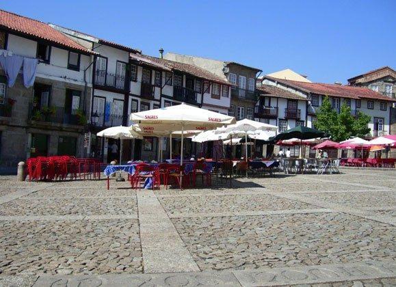 Altstadt von Guimaraes