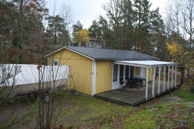 Ferienhaus Smaland mit Badeurlaub-Möglichkeit