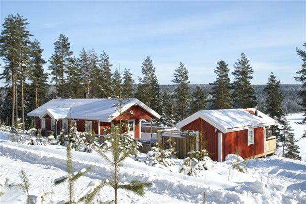 Ferienwohnung Värmland mit Kamin