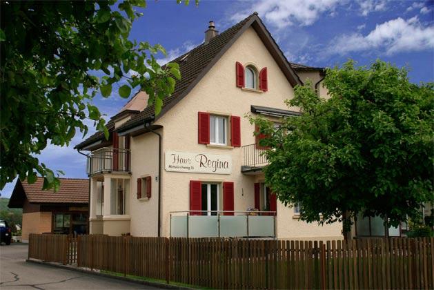Bild 2 - Ferienwohnung Schweiz Zürich Bad Zurzach im Fe... - Objekt 2179-13
