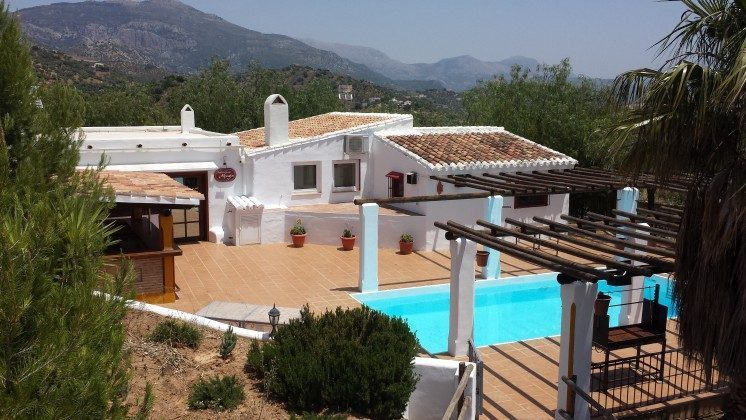 Anlage Andalusien mit nahegelegener Tennisanlage