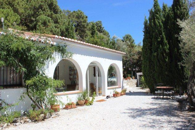 Ferienhaus Andalusien mit Kamin