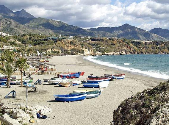 Ferienwohnung Andalusien mit Garten