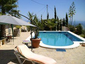 Bild 3 - Costa del Sol Torrox El Morche Finca Liwa - Objekt 105413-2
