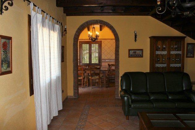 Durchgang Wohnzimmer zur Küche Andalusien Casa la Solana Ref. 192565-1