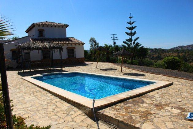 Ferienhaus Andalusien mit Pool