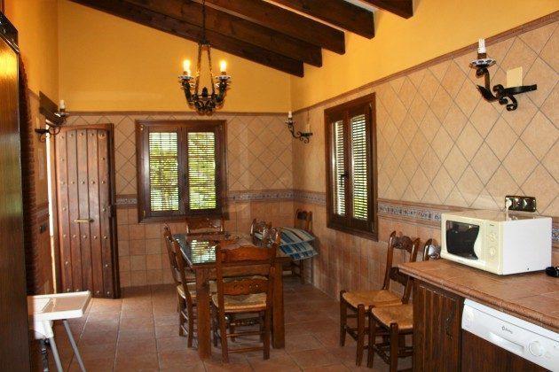 Essplatz Küche Andalusien Casa la Solana Ref. 192565-1