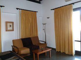 Wohnbereich Apartment Granada Andalusien