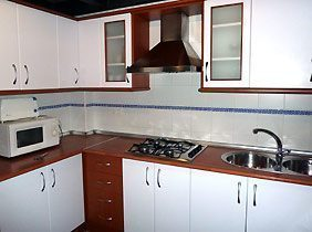 Kueche Apartment Granada Andalusien